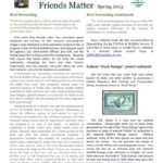 thumbnail of 2013_Spring Friends Newsletter